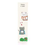 Punny Cats - Bookmark