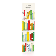 Punny Novels - Bookmark