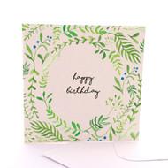 Leafy Birthday