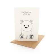 Punny Polar Bear