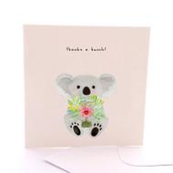 Koala Bouquet