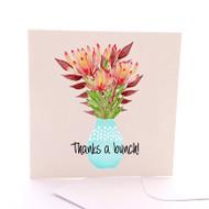 Wildflower Thanks