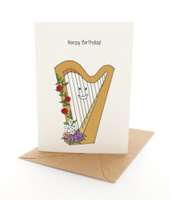 Punny Harp