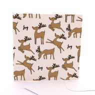 Tossed Reindeer