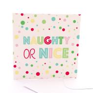Naughty Or Nice Confetti