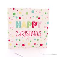 Happy Christmas Confetti