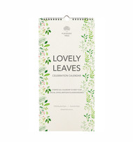 Lovely Leaves Celebration Calendar