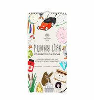 Punny Life Celebration Calendar