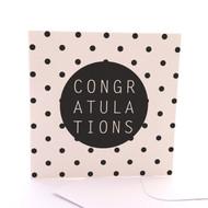 Spotty Congrats