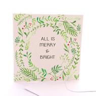Leafy Merry & Bright