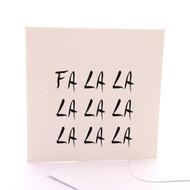 Designer Fa la la