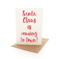 Xmas Letters Santa Claus