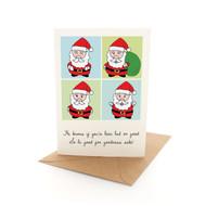 Christmas Carols -Santas