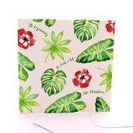 Xmas Palms - Hibiscus