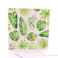 Palm Leaf Scatter