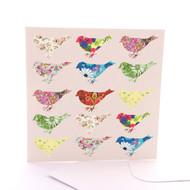 Fabric Bird Gallery