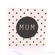 Spotty Mum