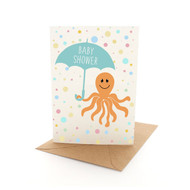 Baby Shower Octopus