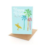 Sunny Xmas - Holiday Surfer