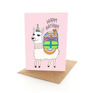 Birthday Llama