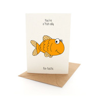 Punny Goldfish