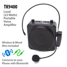 VoiceBooster TK9400 22watt Voice Amplifier