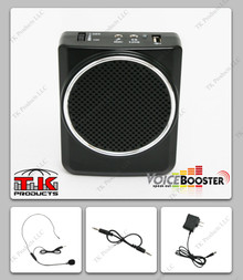 VoiceBooster MR1700 (Aker) 12watt Voice Amplifier with Built in MP3 player & FM Radio
