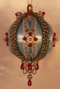 "Handmade Christmas Ornaments ""Jasira"""
