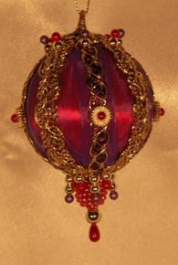 "Handmade Christmas Ornaments ""Annjaya"""