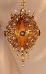 Handmade Christmas Ornaments  - Juliet