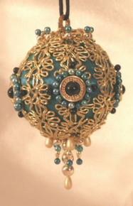 "Gift Boxed Parlor Ornaments ""Minerva"""