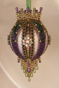 "Gift Boxed Heirloom Ornaments - Ornamentia Line - ""Avril Marvena"""
