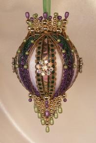 "Gift Boxed Heirloom Ornaments - Ornamentia Line - ""Avril Marvena"""