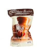 Chocolate Barns Fountain Ready Milk Chocolate 800g