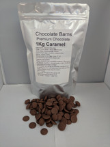 Chocolate Barns Premium Caramel Chocolate 1KG