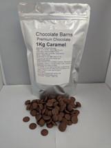 Chocolate Barns Premium Caramel Chocolate 1KG