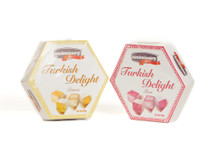 Turkish Delight Rose & Lemon Flavour 200g box