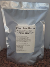 Chocolate Barns Premium HONEY Chocolate Buttons/Chips/Callets 2.5KG