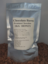 Chocolate Barns Premium HONEY Chocolate Buttons/Chips/Callets 1KG