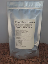Chocolate Barns Premium HONEY Chocolate Buttons/Chips/Callets 200