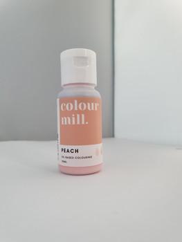 Peach Oil Based Colouring  20ml