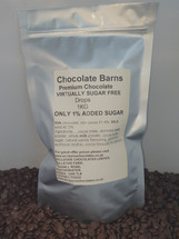 Chocolate Barns Milk 1% Added Sugar Chocolate FREE BAG OFFER