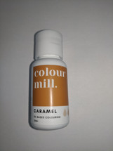 Caramel oil based Colouring for Chocolate 20ml