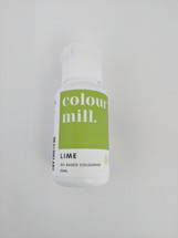 Lime oil based Colouring for Chocolate 20ml