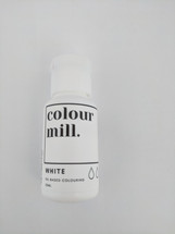 White oil based Colouring for Chocolate 20ml