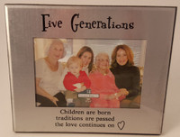 Five Generations Frame