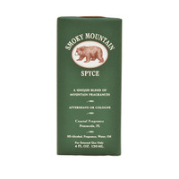 Smoky Mountain Spyce Cologne With Free Sprayer Applicator