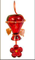 Perry's Hummingbird Feeder Ruby Droplet