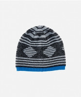 Youth Navajo Intarsia Beanie (8-12 Years)