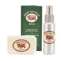 Smokey Mountain Gift Set